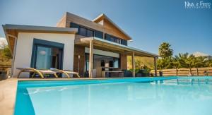 photo villa location saisonnière la saline les bains