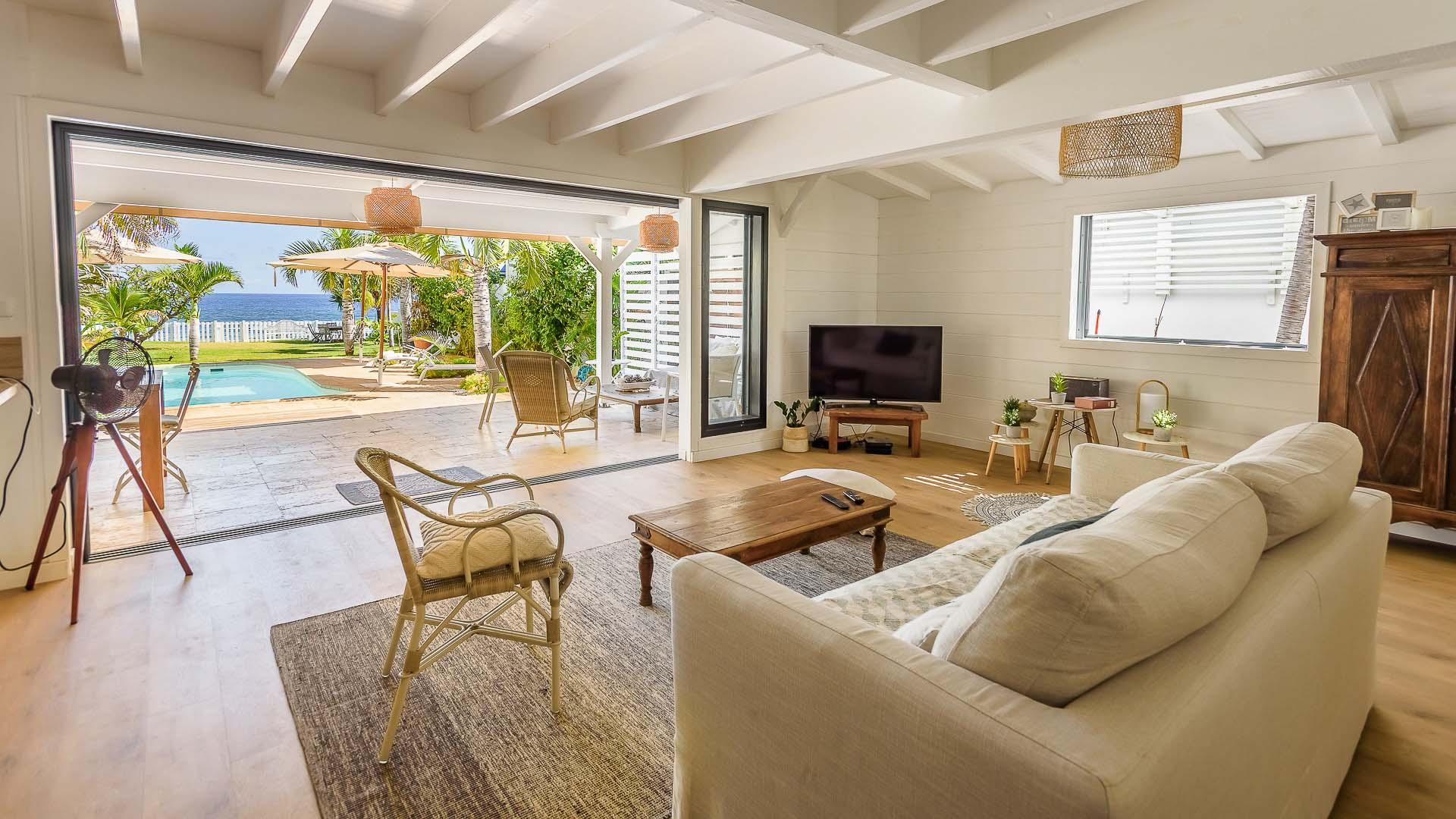 Photographie d'immobilier et location airbnb à la Réunion 974