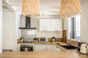 photographie immobiliere cuisine Réunion