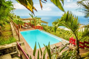 phoot immobilière pour gîte vacances Réunion