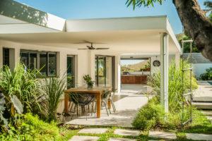 photo immobilier Réunion villa jardin