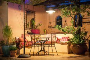 photo d'ambiance terrasse immobilier Réunion